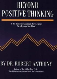 BEYOND POSITIVE THINKING - GoTo Jennifer Fisher