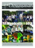 1st Woodcutts 60th