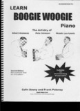 Learn Boogie Woogie Piano [Book]