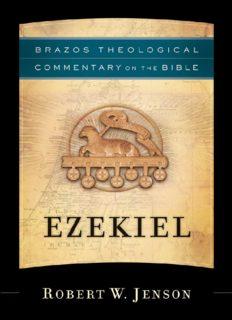 Ezekiel (Brazos Theological Commentary)