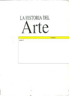 Gombrich, E.H. La Historia del Arte II