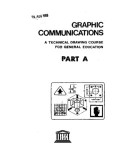 a technical drawing course for general education - unesdoc - Unesco
