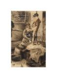 La Fille Élisa - Edmond de Goncourt - Éditions du Boucher