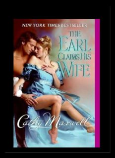 The Earl Claims His Wife (Scandals and Seduction, Book 2)