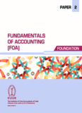 FUNDAMENTALS OF ACCOUNTING - icmai.in