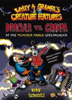 Dracula vs Grampa at the Monster Truck Spectacular