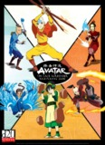 Avatar The Last AirBender d20 v2.0 - Dungeons and Dragons Shall