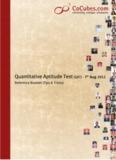 Tips & tricks for Quantitative Aptitude