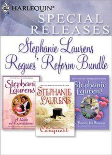 Stephanie Laurens Rogues' Reform Bundle