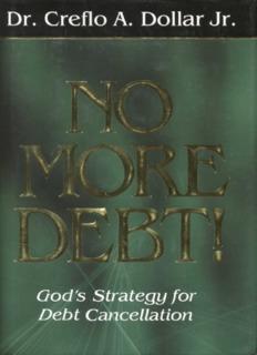 No More Debt (Creflo Dollar)