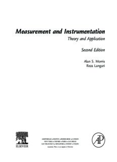 Measurement and Instrumentation, Second Edition: Theory and Application