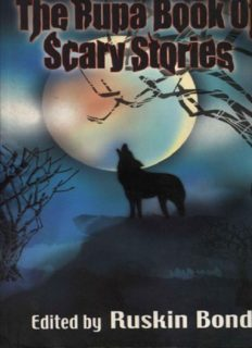 The Rupa Book of Scary Stories - Ruskin Bond