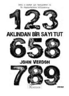 Aklından Bir Sayı Tut - John Verdon
