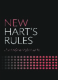 New Hart's Rules: The Oxford Style Guide