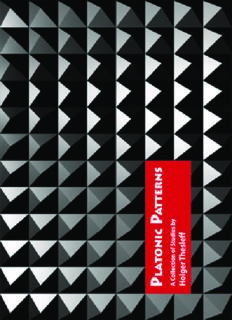 Platonic Patterns : a Collection of Essays by Holger Thesleff