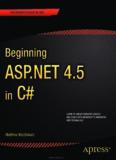 Beginning ASP.NET 4.5 in C