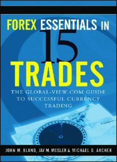 Forex Essentials in 15 Trades™ √PDF √eBook Download