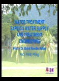 water treatment eap215/3 water supply and treatment engineering