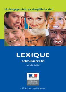 Lexique administratif : Un langage clair, ca simplifie la vie !