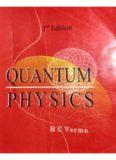 Quantum physics HC Verma