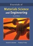 Essentials of Materials Science & Engineering