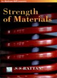 strength of material by s.s rattan