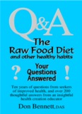 The Raw Food Diet & Other Healthy Habits