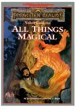 Volo's Guide to All Things Magical (AD&D Forgotten Realms)