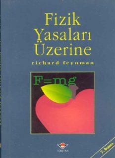 Fizik Yasaları Üzerine - Richard Feynman