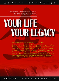 your life your legacy