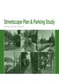 Streetscape Plan & Parking Study - Village of Glen Ellyn