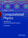 Computational physics : simulation of classical and quantum systems