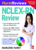 Hurst Reviews NCLEX-RN Review