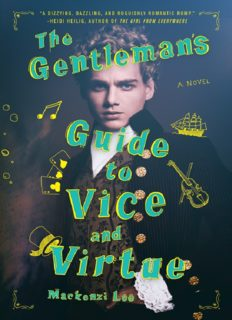 A gentelman's guide to vice and virtue