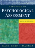 Handbook of Psychological Assessment, Fourth Edition .pdf