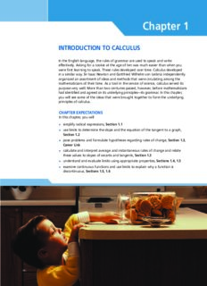 Nelson Calculus and Vectors 12: Student Book