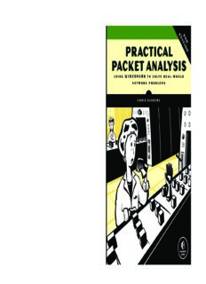 Practical Packet Analysis, Using Wireshark to Solve Real-World Network Problems, 2nd Edition