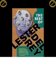 Del Rey, Lester - The Best of Lester Del Rey (2)