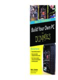 Build Your Own PC Do-It-Yourself For Dummies (For Dummies (Computer Tech))