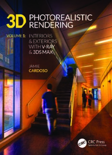 3D Photorealistic Rendering.  Interiors & Exteriors with V-Ray and 3ds Max
