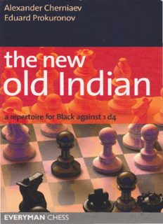 Ian a repertoire for Black against 1 d4 EVERYMAN CHESS