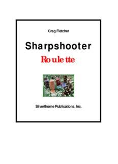 Martin J Silverthorne - Sharpshooter Roulette