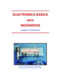 Libro de Electronica Basica