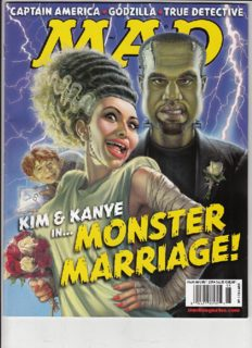 Here's the Mad Magazine pdf for issue #528.