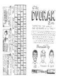 THE DVORAK ZINE BY ALEC LONGSTRETH, GABE UNDER A CREATIVE COMMONS