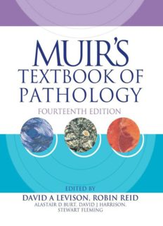 Muir's Textbook of Pathology 14th Edition Elst