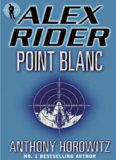Alex Rider Book 2 - Point Blank