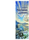 An Introduction to Physical Geography and the Environment, 2nd Edition