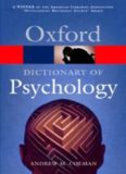 Oxford Dictionary of Psychology, Colman, A.M.