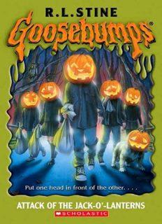 Goosebumps: Attack of the Jack-O'-Lanterns